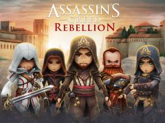 Jaquette de Assassin's Creed Rebellion Android