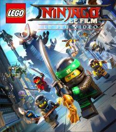 Jaquette de LEGO Ninjago Le Film : Le jeu vidéo PS4