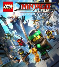 Jaquette de LEGO Ninjago Le Film : Le jeu vidéo Nintendo Switch