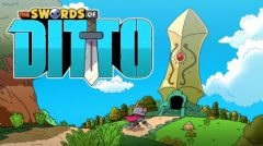 Jaquette de The Swords of Ditto PS4