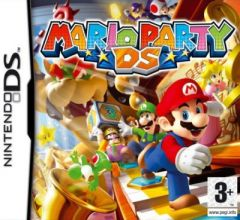 Jaquette de Mario Party DS DS