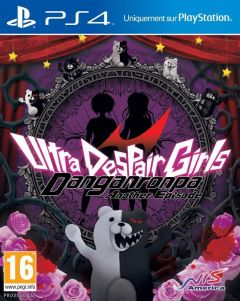 Jaquette de Danganronpa : Another Episode - Ultra Despair Girls PS4