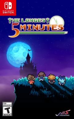Jaquette de The Longest 5 Minutes Nintendo Switch
