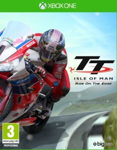 Jaquette de TT Isle of Man Xbox One