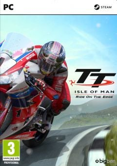 Jaquette de TT Isle of Man PC
