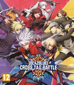Jaquette de BlazBlue Cross Tag Battle PC