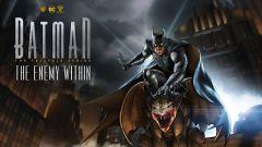Jaquette de Batman : The Telltale Series - The Enemy Within Episode 1 : L'Énigme Mac