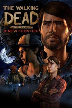 Jaquette de The Walking Dead - A Telltale Series : Saison 3 PS4