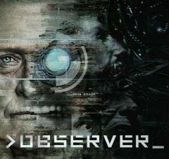 Jaquette de Observer PS4