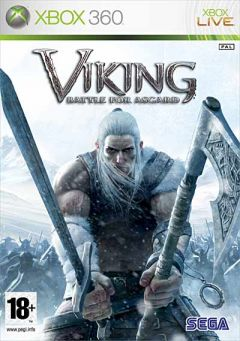 Jaquette de Viking : Battle for Asgard Xbox 360