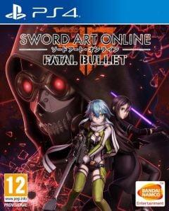 Jaquette de Sword Art Online : Fatal Bullet PS4