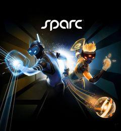 Jaquette de Sparc PS4