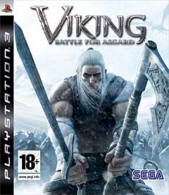 Jaquette de Viking : Battle for Asgard PlayStation 3