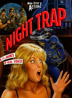 Jaquette de Night Trap : 25th Anniversary Edition PC