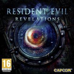 Jaquette de Resident Evil : Revelations Nintendo Switch
