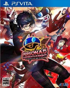 Jaquette de Persona 5 Dancing Star Night PS Vita