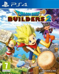 Jaquette de Dragon Quest Builders 2 PS4