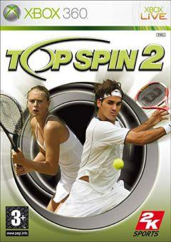 Jaquette de Top Spin 2 Xbox 360
