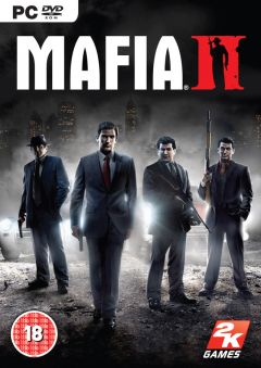 Jaquette de Mafia II PC