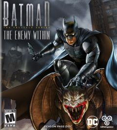 Jaquette de Batman : The Telltale Series - The Enemy Within Episode 4 : Scélérats de vaudeville PC