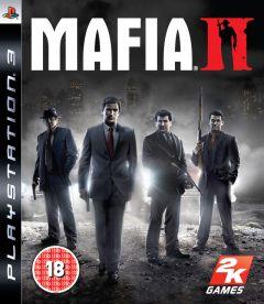 Jaquette de Mafia II PlayStation 3