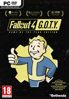 Jaquette de Fallout 4 : Game of the Year Edition PC