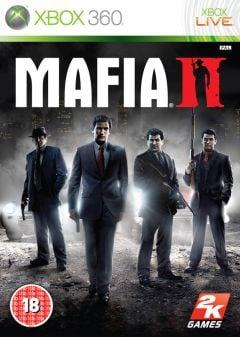 Jaquette de Mafia II Xbox 360