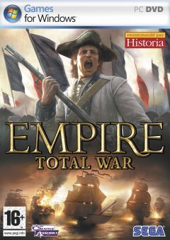 Jaquette de Empire : Total War PC