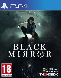 Jaquette de Black Mirror PS4