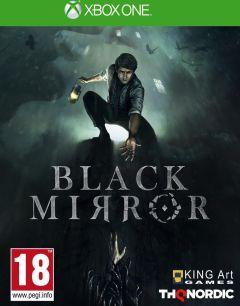 Jaquette de Black Mirror Xbox One