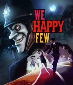 Jaquette de We Happy Few PS4