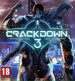 Jaquette de Crackdown 3 PC