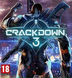 Jaquette de Crackdown 3 PC