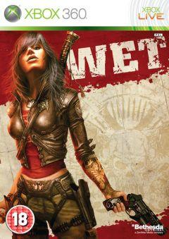 Jaquette de WET Xbox 360