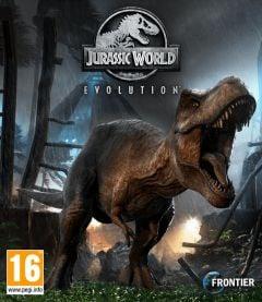 Jaquette de Jurassic World Evolution PC