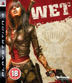 Jaquette de WET PlayStation 3