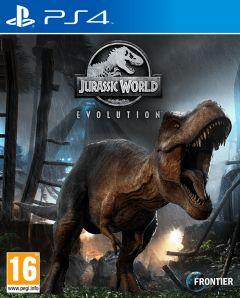 Jaquette de Jurassic World Evolution PS4