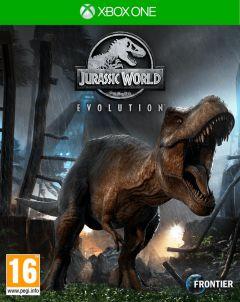 Jaquette de Jurassic World Evolution Xbox One