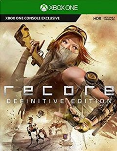 Jaquette de ReCore : Definitive Edition Xbox One