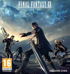 Jaquette de Final Fantasy XV PC