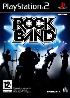 Jaquette de Rock Band PlayStation 2