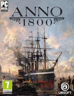 Jaquette de ANNO 1800 PC