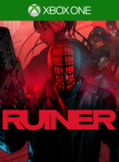 Jaquette de Ruiner Xbox One