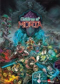 Jaquette de Children of Morta PS4