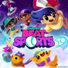 Jaquette de Super Beat Sports Nintendo Switch