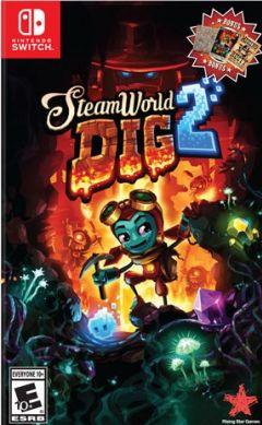 Jaquette de SteamWorld Dig 2 Nintendo Switch