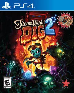 Jaquette de SteamWorld Dig 2 PS4