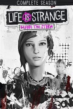 Jaquette de Life is Strange Before the Storm - Épisode 3 : L'Enfer est Vide PS4