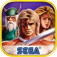 Jaquette de Golden Axe Android
