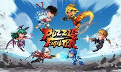 Jaquette de Puzzle Fighter Android
